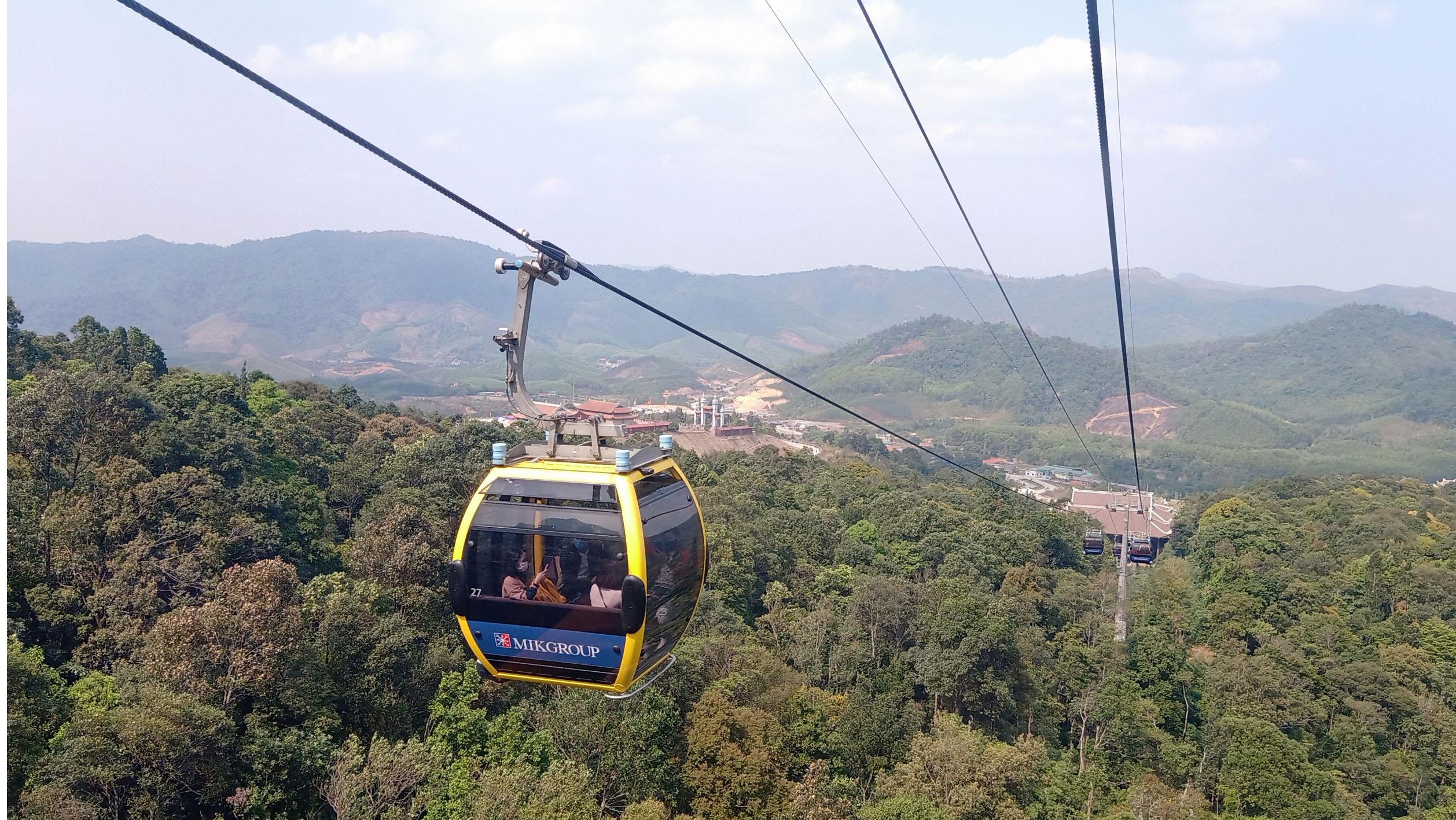 Bắc Giang: Nhiều khu, điểm du lịch vắng khách do ảnh hưởng dịch Covid-19