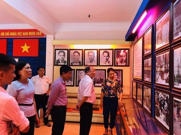 An toàn khu II huyện Hiệp Hòa được công nhận di tích quốc gia đặc biệt