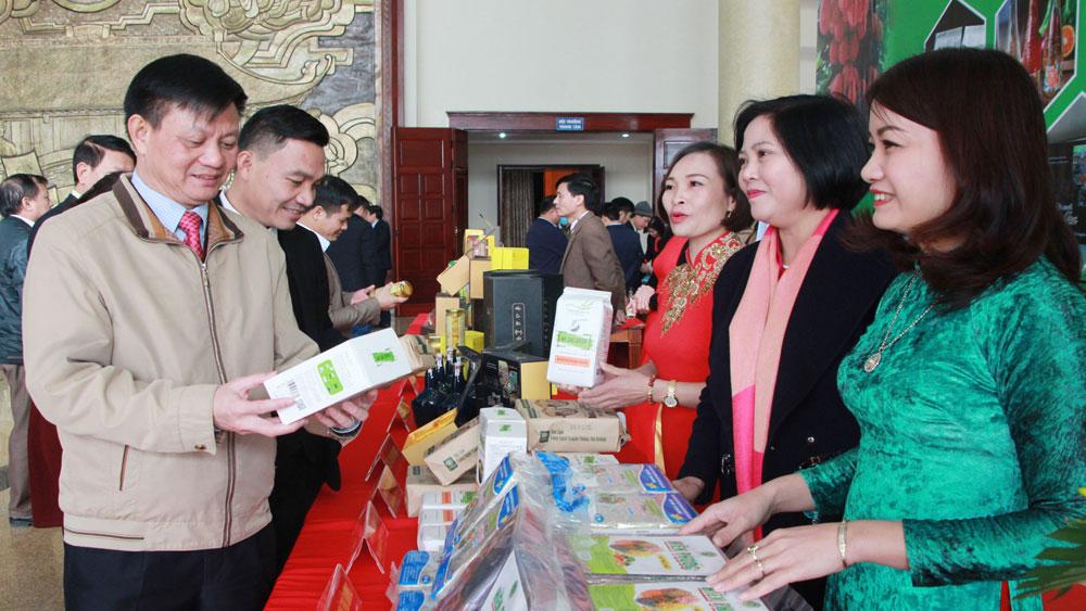 Bắc Giang phát triển sản phẩm OCOP gắn với du lịch