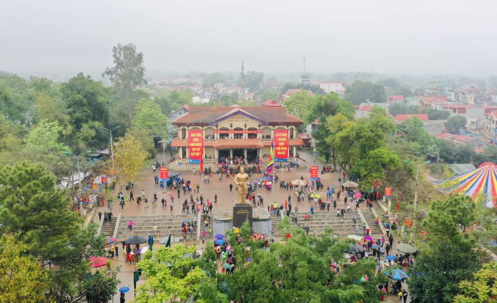 Bắc Giang - Khu di tích lịch sử Hoàng Hoa Thám - Bản Ven