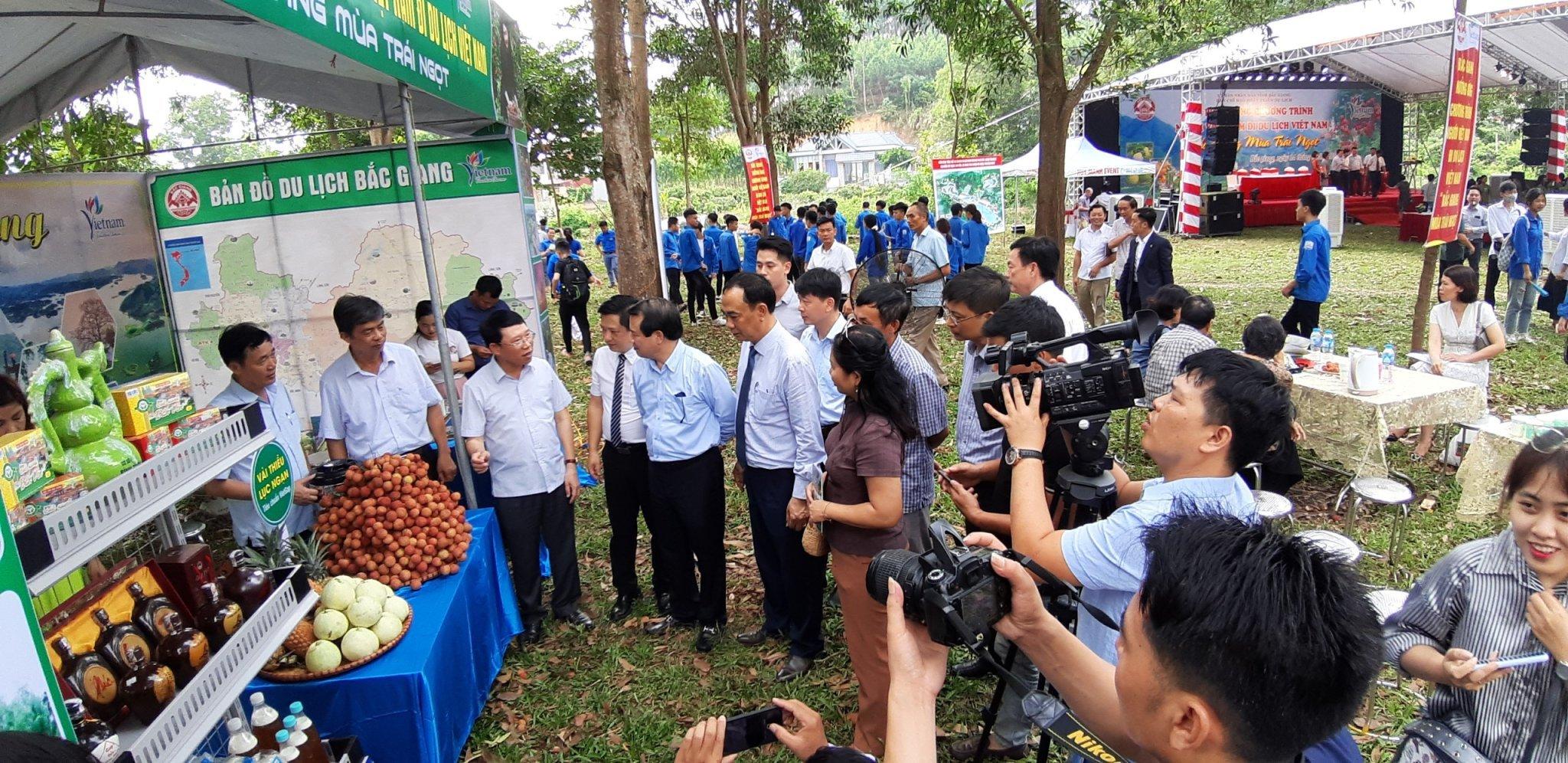 Bắc Giang: Phát động kích cầu du lịch nội địa