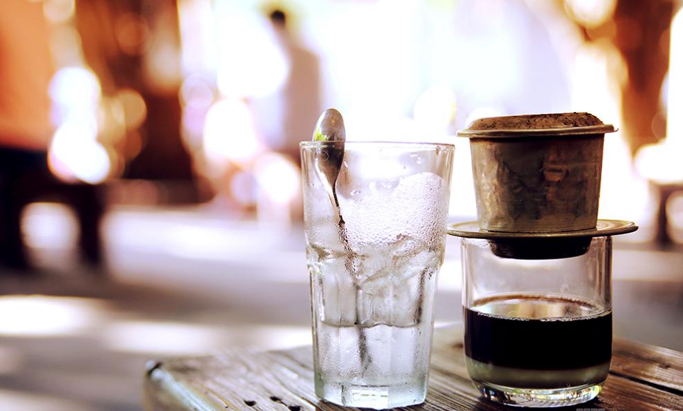 Cafe phin nóng/đá