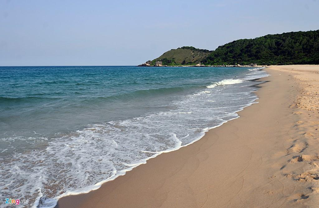 Chiều 20/9, huyện Kỳ Anh (Hà Tĩnh) tổ chức công bố quy hoạch phân khu xây dựng khu du lịch ven biển Kỳ Xuân.