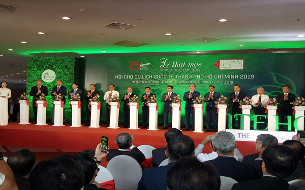Quảng bá du lịch Hà Tĩnh tại Hội chợ Du lịch Quốc tế TP. Hồ Chí Minh năm 2019