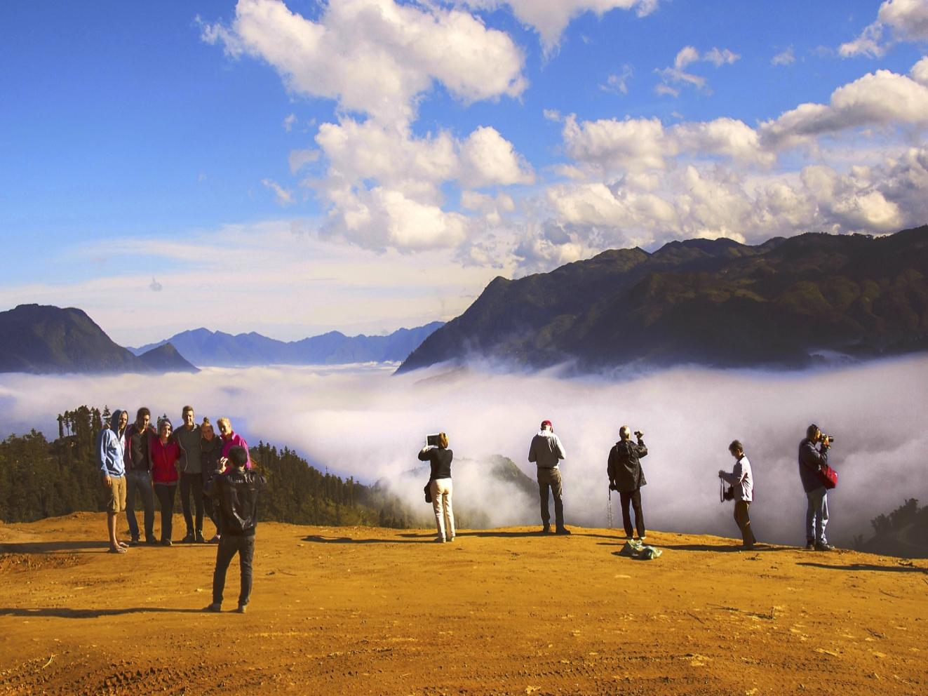 Mùa săn mây, đừng bỏ lỡ cơ hội đến với Sa Pa