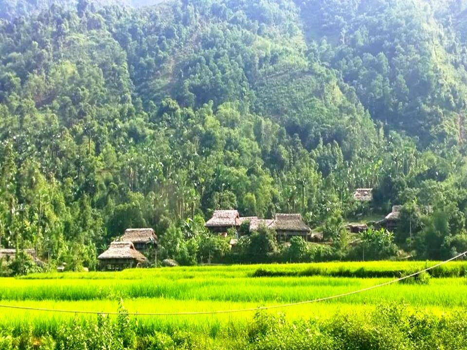 Lào Cai quyết định công nhận xã Nghĩa Đô, huyện Bảo Yên là điểm du lịch