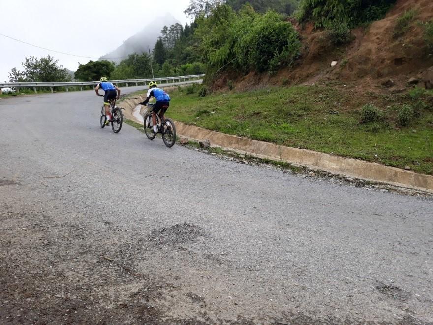 Giải đua xe đạp quốc tế Một đường đua hai Quốc gia năm 2018  Hồng Hà (Trung Quốc) – Lào Cai (Việt Nam)