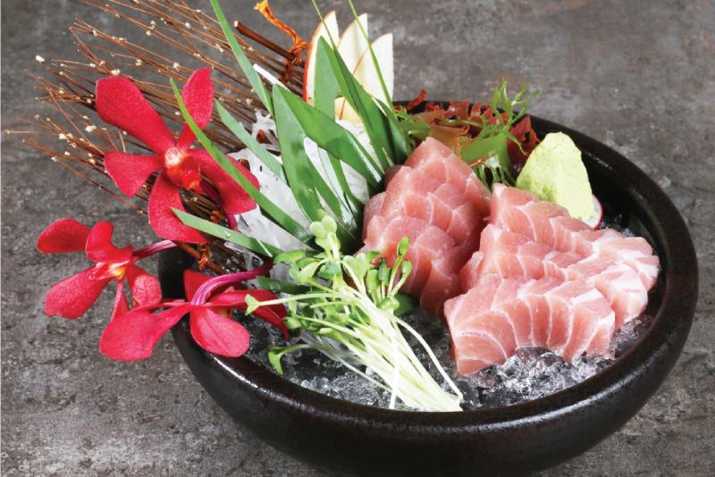 Samishi bụng cá ngừ