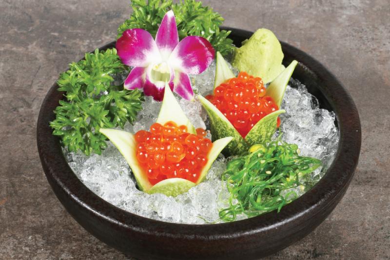 Samishi trứng cá hồi