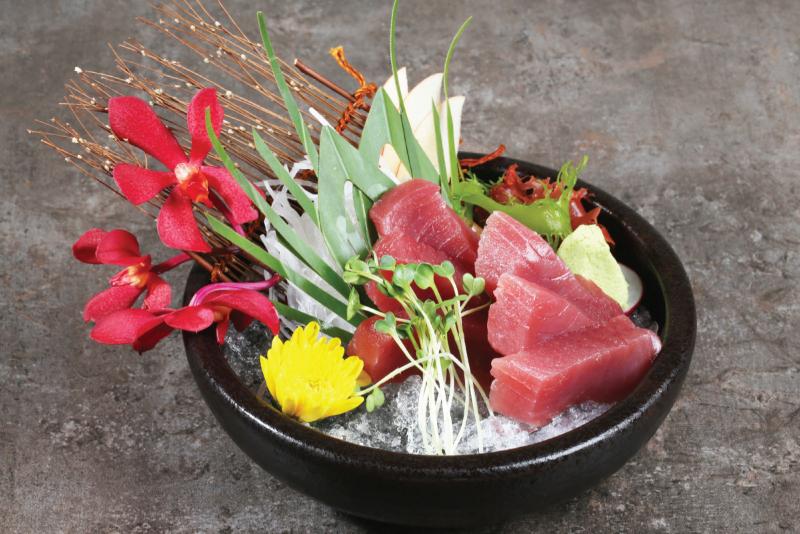 Samishi cá ngừ