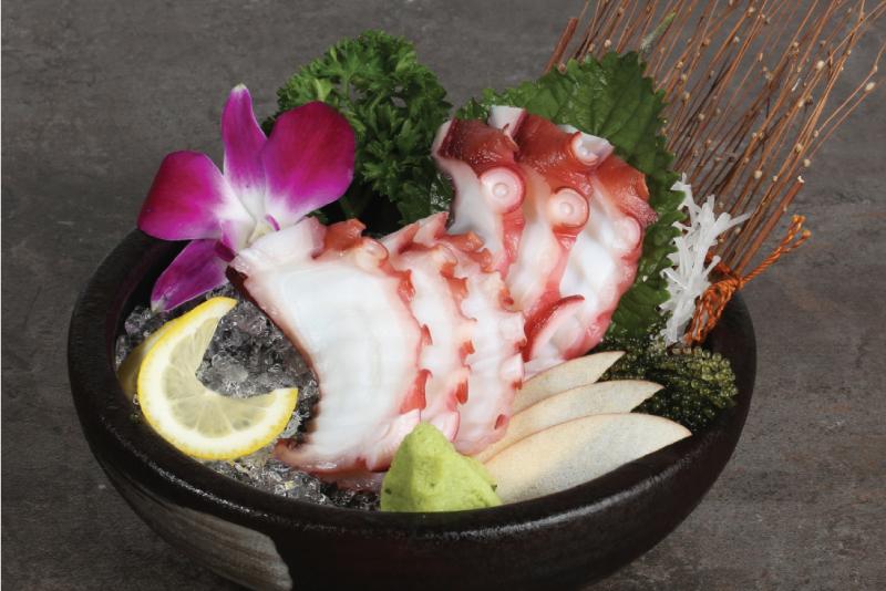 Samishi bạch tuộc Nhật