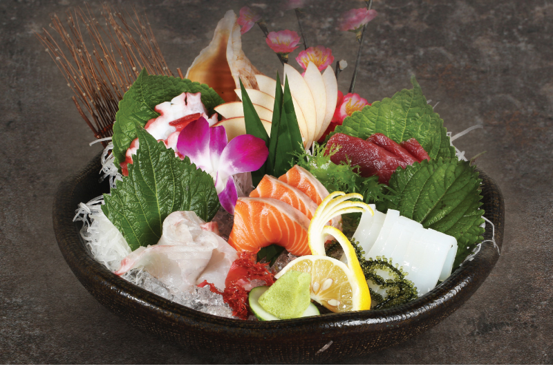 Samishi 5 loại cá tổng hợp