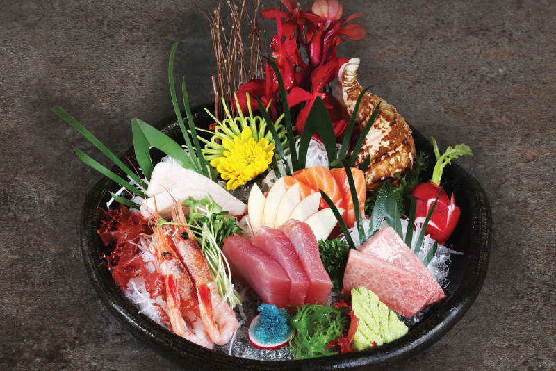 Samishi tổng hợp cá ngừ