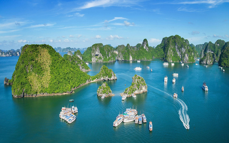 Vietnam to become Asia's Top Destination in 2021