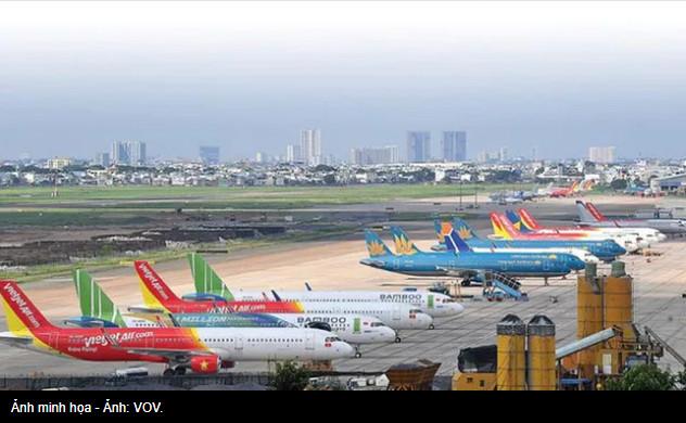 Hàng không chính thức kích hoạt bay nội địa trở lại từ ngày 1/10