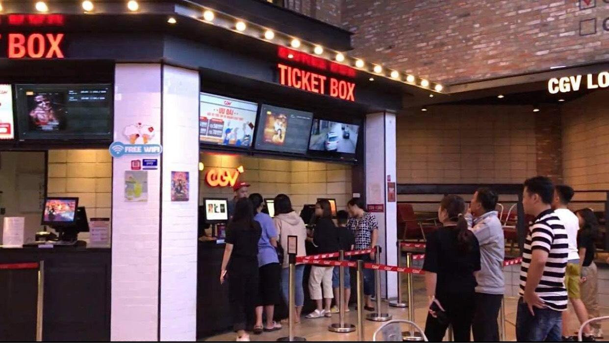 Lưu ngay list các rạp chiếu phim tại Cần Thơ