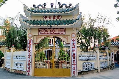 Hoi Linh Pagoda