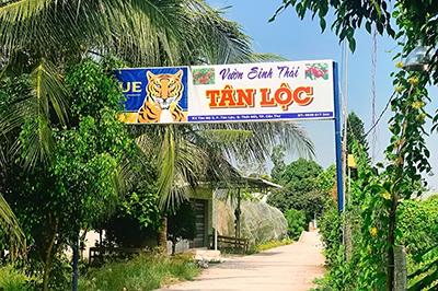Tan Loc Islet
