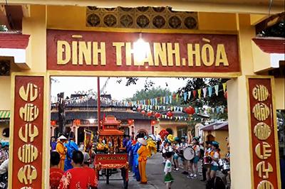 Thanh Hoa Temple