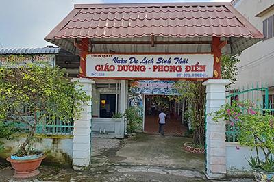 Giao Duong Ecotourism Garden