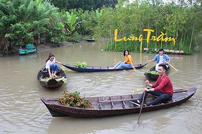 Lung Tram Ecotourism Area