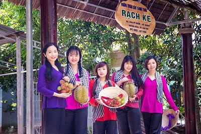 Rach Ke Ecological Orchard