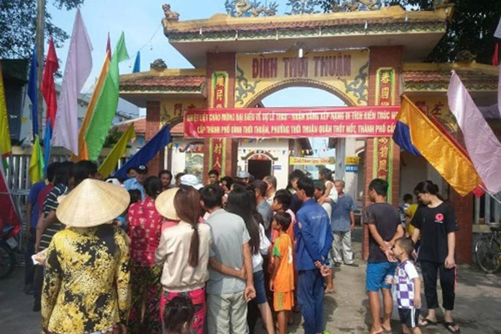 Đình Thới Thuận