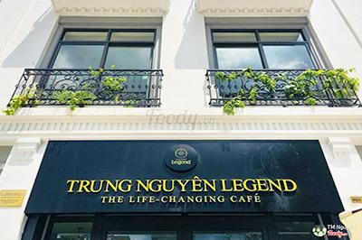 Trung Nguyen Legend Café