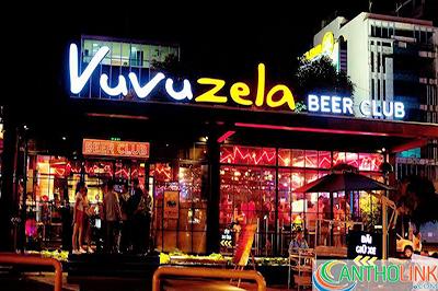 Vuvuzela Beer Club Can Tho