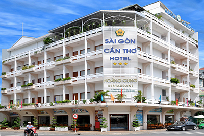 Sai Gon - Can Tho hotel