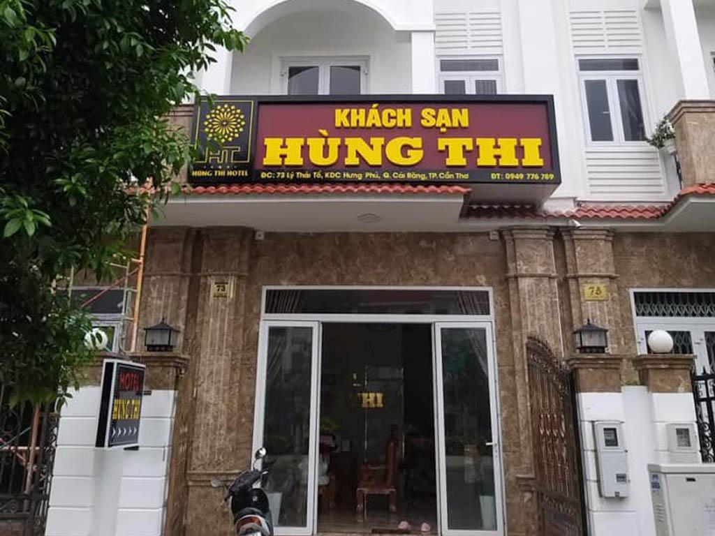Khách sạn Hùng Thi