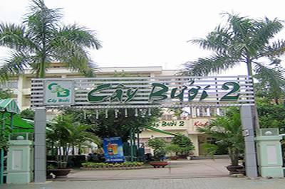 Cay Buoi restaurant