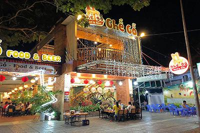 Ghe Go restaurant