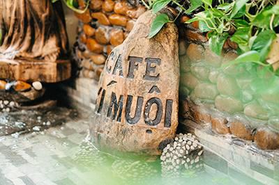 Xi Muoi coffee