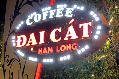 Dai Cat Nam Long Coffee