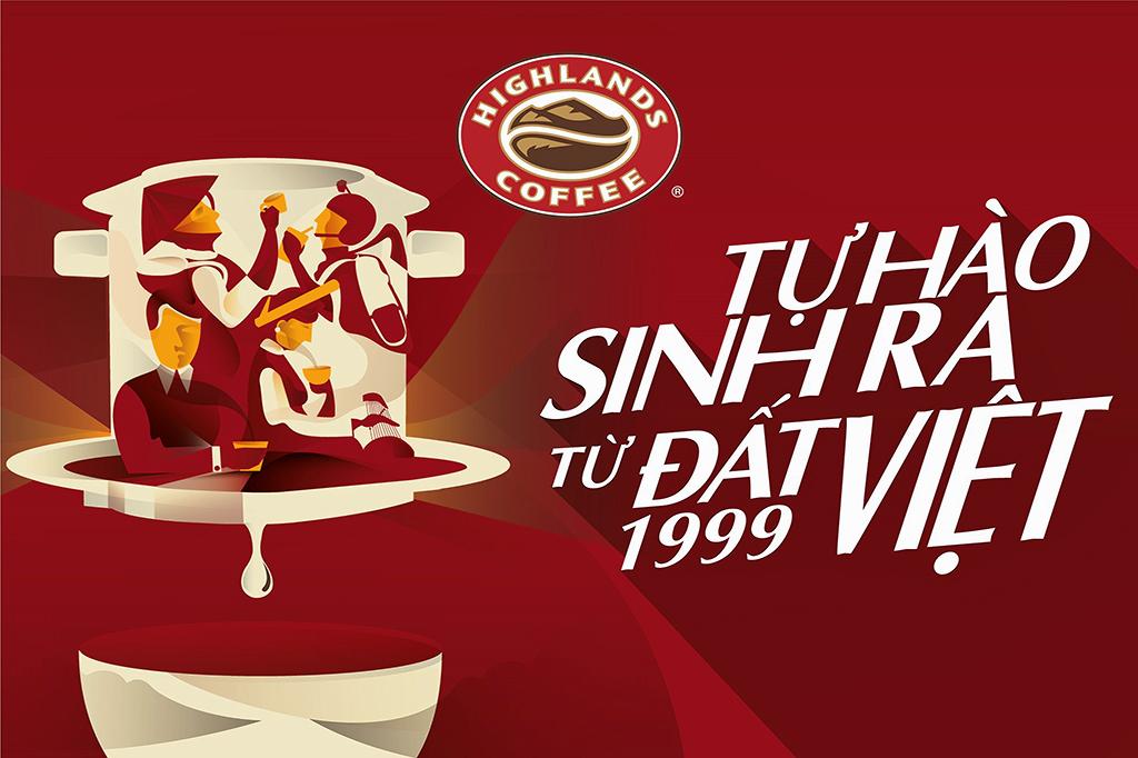 Mau Than Highlands Coffee