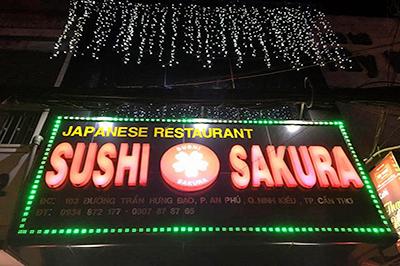 Sushi Sakura Can Tho