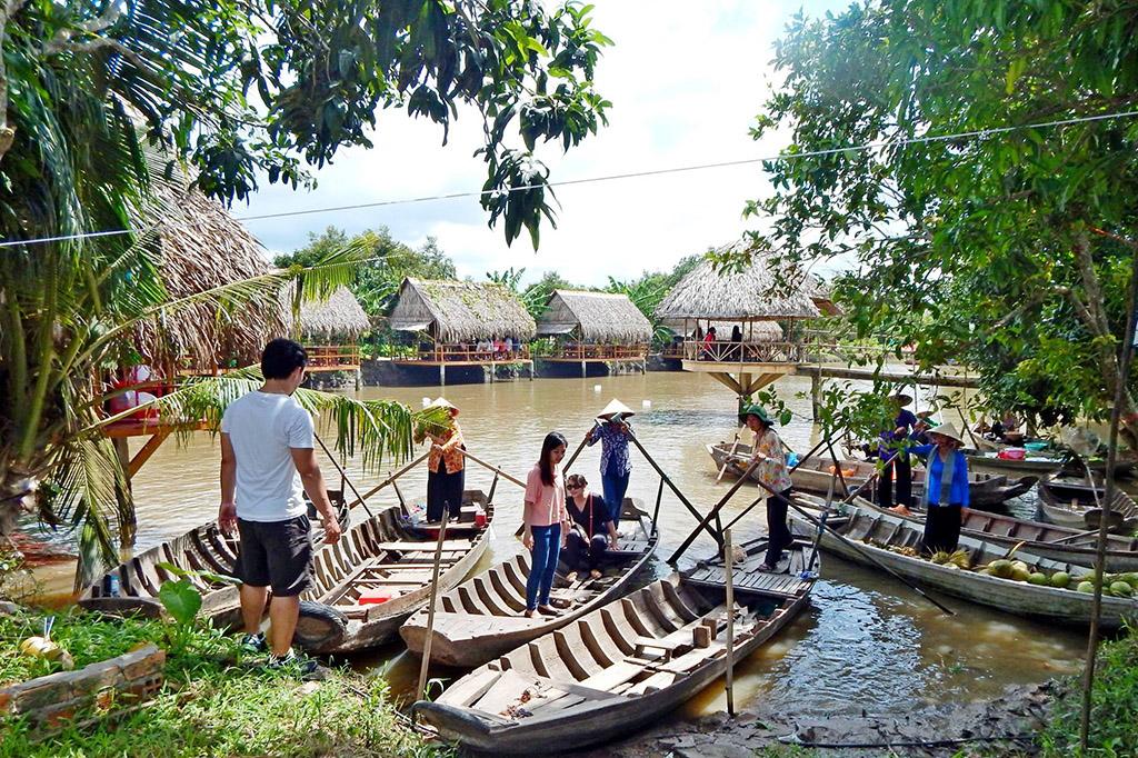 Cần Thơ, câu chuyện quyến rũ cuối dòng Mekong