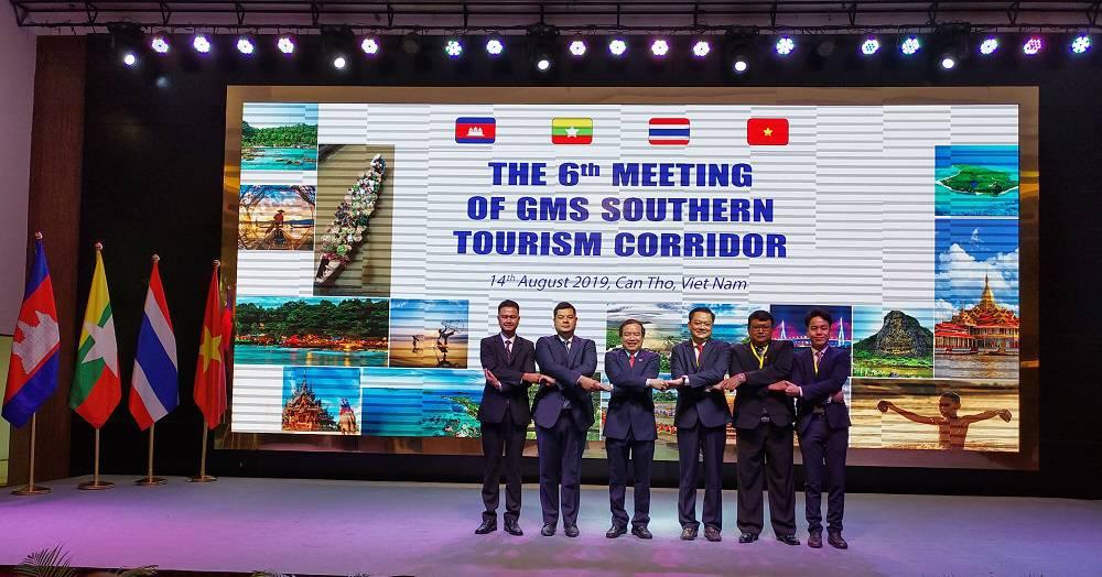 Hợp tác phát triển du lịch Việt Nam, Campuchia, Thái Lan, Myanmar