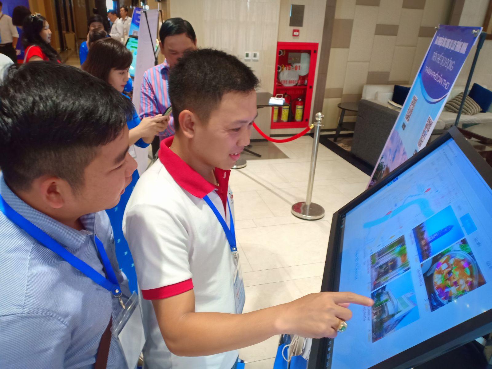 Khai trương Cổng thông tin du lịch và ứng dụng thông minh trên thiết bị di động - TP Cần Thơ