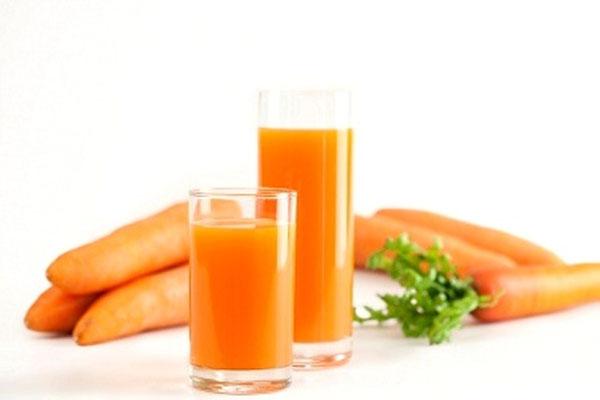 Nước ép carrot